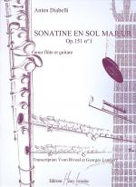 Sonatine Op.151, No. 1 Sheet Music