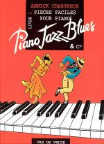 Piano Jazz Blues 1 Sheet Music