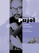 Piezas Artesanales (5) Sheet Music