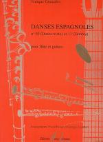 Danses espagnoles, No. 10 Danza triste et, No. 11 Zambra Sheet Music