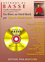 Methode de guitare basse - du blues au Hard rock Sheet Music