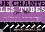 Je Chante Les Tubes 6 Sheet Music