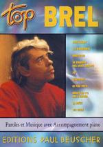 Top Brel Sheet Music