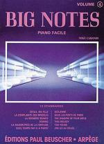 Big notes, No. 4 Sheet Music