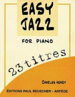 Easy Jazz For Piano Sheet Music