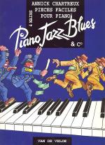 Piano Jazz Blues Sheet Music