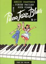 Piano Jazz Blues 2 Sheet Music