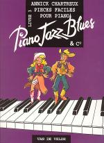 Piano Jazz Blues 3 Sheet Music
