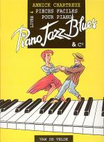 Piano Jazz Blues 4 Sheet Music