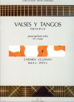 Valses Y Tangos Sheet Music
