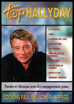 Top Hallyday Sheet Music