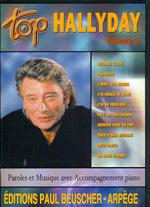 Top Hallyday - Volume 2 Sheet Music