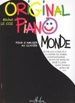 Original Piano Monde Sheet Music