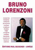 Lorenzoni Bruno Sheet Music