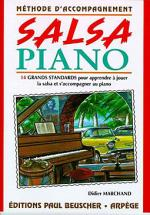 Salsa Piano - Methode D'Accompagnement Sheet Music