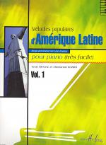 Melodies Populaires D'Amerique Latine - Volume 1 Sheet Music