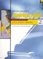 Melodies Populaires D'Amerique Latine - Volume 2A Sheet Music