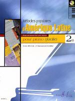 Melodies Populaires D'Amerique Latine - Volume 2B Sheet Music