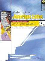 Melodies Populaires D'Amerique Latine - Volume 2E Sheet Music