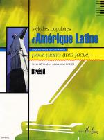 Melodies Populaires D'Amerique Latine - Volume Bresil Sheet Music
