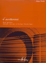 Nocturnes (4) Sheet Music