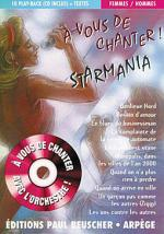 A Vous De Chanter Starmania Sheet Music