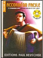 Accordeon Facile - Volume 4 Sheet Music