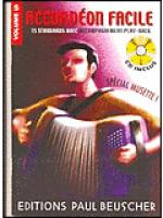 Accordeon Facile - Volume 5 (Special Musette) Sheet Music