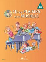 CD Aux Plaisirs De La Musique - Volume 1A Sheet Music