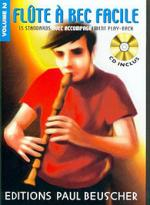 Flute a Bec Facile - Volume 2 Sheet Music