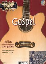 Guitare solo, No. 6 : Gospel Sheet Music