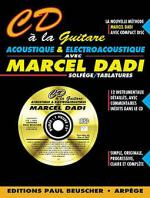 CD A La Guitare Acoustique Sheet Music