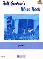 Jeff Gardner's Blues Book Sheet Music