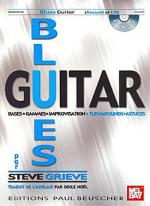 Blues Guitar - Bases Gammes Et Improvisation Sheet Music