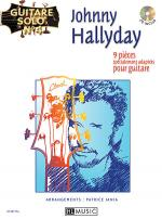 Guitare solo, No. 4 : Johnny Hallyday Sheet Music