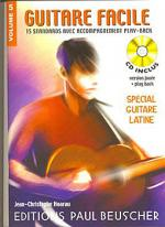 Guitare Facile - Volume 5 (Special Latin) Sheet Music