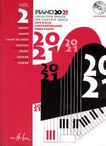 Piano 20-21 - Volume 2 Sheet Music