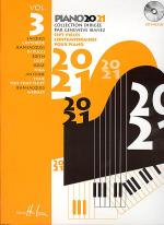 Piano 20-21 - Volume 3 Sheet Music