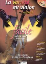 La Variete Au Violon - Volume 1 Sheet Music