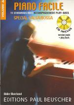 Piano Facile - Volume 4 (Special Salsa Et Bossa) Sheet Music