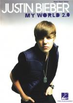 Hal Leonard Justin Bieber: My World 2.0 Sheet Music