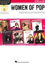 Hal Leonard Woman Of Pop For Cello Sheet Music