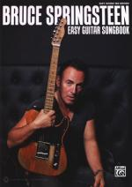Alfred Music Publishing Bruce Springsteen Easy Guitar Sheet Music