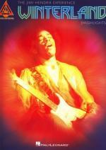 Hal Leonard Jimi Hendrix Experience Winter Sheet Music