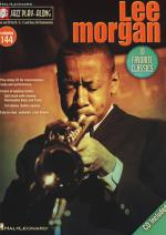 Hal Leonard Jazz Play-along Lee Morgan Sheet Music