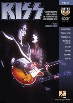 Guitar Play-Along DVD Volume 34: Kiss Sheet Music