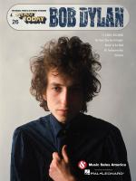 E-Z Play Today Volume 26: Bob Dylan Sheet Music