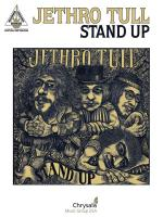 Jethro Tull: Stand Up - Recorded Versions Guitar Sheet Music