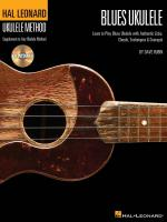 Hal Leonard Ukulele Method: Blues Ukulele Sheet Music