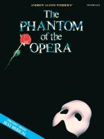 Andrew Lloyd Webber: The Phantom of the Opera (Tenor Saxophone) Sheet Music